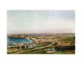 The Taking of Gaeta, 19th July 1806 Giclee Print by Charles de Lalaisse