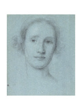 Head of a Girl Giclee Print by Allan Ramsay