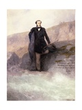 Pushkin (1799-1837) on the Shore of the Black Sea, 1897 Giclee Print by Ivan Konstantinovich Aivazovsky