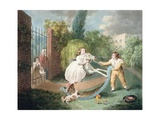 The Rocking Horse, C.1793 Giclee Print by James Ward