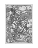The Abduction on the Unicorn, 1516 Giclee Print by Albrecht Dürer or Duerer