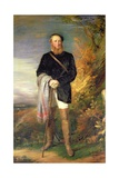 Thomas William Coke of Holkham (1822-1909) 2nd Earl of Leicester Giclee Print by George Richmond