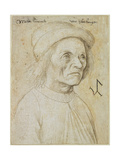 Portrait of Konrad Wurffel Giclee Print by Hans Holbein the Elder
