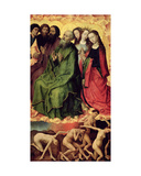 The Last Judgement, the Entrance of the Damned into Hell, C.1445-50 Giclée-Druck von Rogier van der Weyden