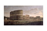 The Colosseum Giclee Print by Gaspar van Wittel