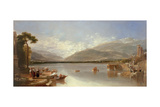 The Passage Point, 1829 Giclee Print by Sir Augustus Wall Callcott