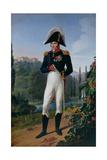 Portrait of Jerome Bonaparte (1784-1860) Giclee Print by Francois Josephe Kinson