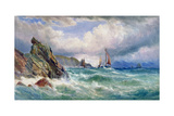 Off Cape Clear, Co.Cork Giclee Print by John Faulkner