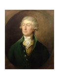 Self Portrait, C.1786 Giclee Print by Thomas Gainsborough