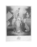 Abolition of the Slave Trade in 1807, Engraved by Joseph Collyer (1748-1827), Published 1808 Giclee Print by Henry Moses