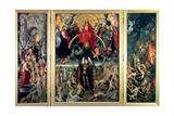 The Last Judgement, 1473 Giclée-Druck von Hans Memling