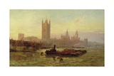 The Palace of Westminster, 1892 Giclee Print by George Vicat Cole