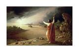 Apocalypse, 1831 Giclee Print by Ludwig Ferdinand Schnorr von Carolsfeld