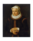 Portrait of the Artist's Mother, 1604 Giclee Print by David Kindt