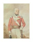 Major General Patrick Mckenzie, 1808 Giclee Print by Henry Edridge