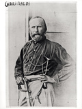 Portrait of Giuseppe Garibaldi (1807-82) 1860 Photographic Print by Gustave Le Gray