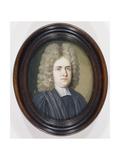 The Reverend Dr. Harris Giclee Print by Bernard III Lens