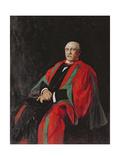 Colonel T W Harding Giclée-Druck von Sir Hubert von Herkomer