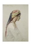 A Samaritan Lady, 1859 Giclee Print by Carl Haag