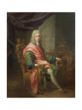 Thomas Coke (B.1698) 1st Earl of Leicester (Of the First Creation) Giclee Print by Francesco Trevisani
