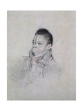 Portrait Study, C. 1840 Giclee Print by Walter Hood Fitch