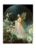 Titania, 1866 Giclee Print by John Simmons