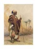 An Egyptian Haji, 1858 Giclee Print by Carl Haag