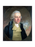 Portrait of William Wilberforce (1759-1833), 1794 Giclee Print by Anton Hickel