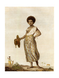 Joanna, Engraved by T. Holloway, Published 1806 Giclee Print by John Gabriel Stedman