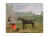 Outside the Guard House at Windsor Giclee Print by Edmund Bristow
