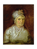 Magdalena Dorothea Runge, Mother of the Artist, 1806 Giclee Print by Philipp Otto Runge