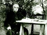 Leon Bloy (1846-1917) Reproduction photographique par  Dornac