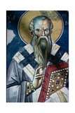 St. Clement Giclee Print by  Michael Astrapas and Eutychios
