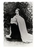 St. Therese of Lisieux (1873-97) C.1895 Reprodukcja zdjęcia