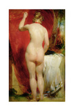 Study of a Female Nude Giclee Print by William Etty