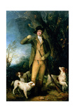 Thomas William Coke (1752-1842) 1st Earl of Leicester (Of the Second Creation) Giclee Print by Thomas Gainsborough