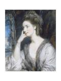 Lady Watkin Williams-Wynn Giclee Print by Daniel Gardner