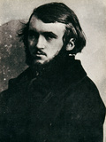 Portrait of Gustave Dore (1832-83) Photographic Print by  Nadar