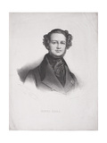 Henri Herz (1803-88) Giclee Print by Henri Grevedon