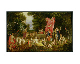 An Allegory of the Five Senses Giclee Print by  Jan Brueghel and Hendrik van Balen