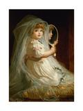 The Bridesmaid Giclee Print by Philip Richard Morris