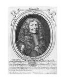 Portrait of Antoine III De Gramont (1604-78) 1665 Giclee Print by  de Larmessin