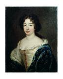 Marie-Anne-Christine-Victoire De Baviere (1660-90) Giclee Print by Francois de Troy