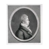 Pierre Gaveaux (176-1825) 1821 Giclee Print by Edme Quenedey