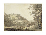 Tivoli, C.1768 Giclee Print by William Marlow