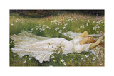 Summer, 1895 Reproduction procédé giclée par Walter Crane