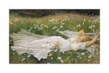 Summer, 1895 Giclée-tryk af Walter Crane