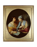The Union of Drawing and Colour Giclee Print by Guido Reni