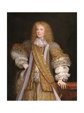 Sir John Corbet of Adderley, C.1676 Giclee Print by John Michael Wright