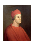 Portrait of the Actor Henry Harris as Wolsey from William Shakespeare's Henry Viii, 1662 Giclee Print by John Greenhill